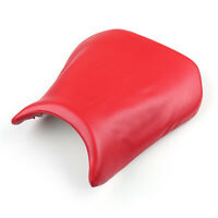 Selle pilote Seat Leather Cover Pour Yamaha YZF R1 2002-2003 Red