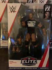 WWE Elite The Rock Smackdown on Fox Oct 4! Smaketh Down Collectors Edition NIB