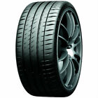 2 New Michelin Pilot Sport 4s - 27535zr18 Tires 2753518 275 35 18