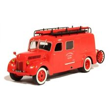 Ford F798 T Tubincendie 1948 1:43 Ixo Hachette firefighters Diecast