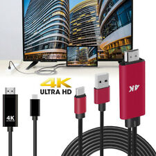 Type C to HDMI TV Adapter HDTV AV Cable for Samsung S8 S9 S10 Note9 LG G5 HUAWEI