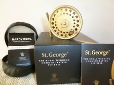 Prince William Hardy St George And Kate Middleton Commemorative Reel LHW