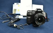 SIGMA SD15 + NEW BATTERY & CHARGER W/SIGMA 18-50 mm 1:3.5-5.6 LENS+ EXTRAS