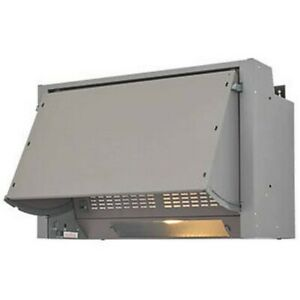 CLIHS60 INTEGRATED COOKER HOOD 600MM GREY