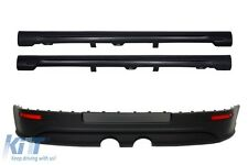 Rear Bumper Extension VW Golf 5 V 03-07 R32+Side Skirts MK5 GTI Design