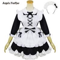 Sissy Maid Dress Uniform Tailor-made Dress Cosplay Costume