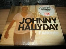 Johnny-Collector cd&dvd -Edition de luxe-L attente-Neuf sous blister