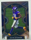 2020 Select Justin Jefferson Concourse Rookie Card RC #61 Minnesota Vikings. rookie card picture