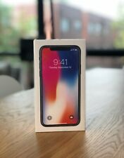 NEW Apple iPhone X - 64GB - Silver (Unlocked) A1865 (CDMA GSM UMTS TD-SCDMA)