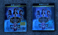 DISNEY THE NUTCRACKER AND AND THE FOUR REALMS 4K ULTRA HD+ BLU-RAY