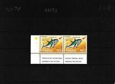 Tokelau 129 nuevo con goma original Eckrandstück im P (103308