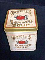 1995 Beefsteak Tomato Soup Joseph Campbell Preserve Co. Tin - Bristolware
