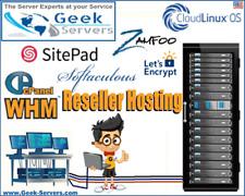🔥 Alpha Reseller Hosting cpanel/WHM Zamfoo