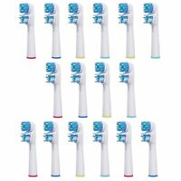 VeniCare 16 pcs Dual Clean Compatible Electric Replacement Toothbrush Heads S...