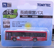 1/150 N scale TOMYTEC The Bus Collection - NAGASAKI BUS JB029