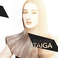 Zola Jesus TAIGA Vinyl LP Mute 9611-1 US 2014 New Sealed/w hype sticker