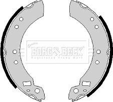 Brake Shoes fits HYUNDAI PONY 1.4 Rear 77 to 86 4G33 Set B&B 5831511040 Quality