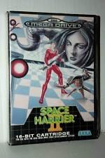 SPACE HARRIER II GIOCO USATO OTTIMO STATO MEGADRIVE EDIZIONE ITALIANA FR1 41995