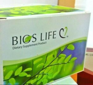 Unicity Bios Life C Reduce LDL Increase HDL Body's Overall Health Well-Being 60s