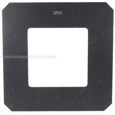 Hasselblad Proshade Mask 250 pour CF FE Sonnar 250 Tele-Apotessar 500 350 (H86PA)