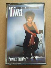 Tina Turner - Private Dancer original 1984 UK Audio Cassette