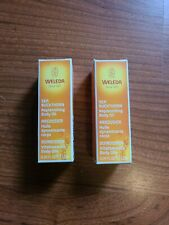 Weleda Sea Buckthorn Replenishing Body Oil,Trial Size 0.34 Oz,NIB