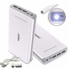 30000mah Power Bank mobiler Akku Ladegerät USB iPad
