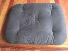 Samadhi Cushions Zabuton Meditation Black Cushion Yoga Mindfulness