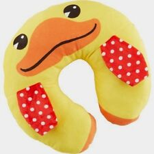 Child's Neck Support Travel Pillow Northpoint Animal Yellow Duck Ducky New