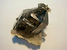 Smoky Quartz Crystal Clusters Mineral Specimen Mooralla Vic Natural 12.1 gram C5