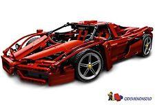 LEGO ESCLUSIVI 8653 - FERRARI ENZO 1-10