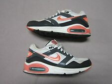 NIKE RARE AIR MAX NAVIGATE WHITE GRAY PINK RUNNING SHOES SIZE 7 #454249-164