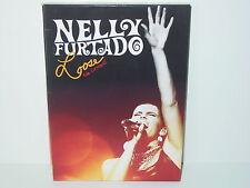 "*****DVD-NELLY FURTADO""LOOSE-The Concert""-2007 Geffen Records DVD+Audio CD*****"