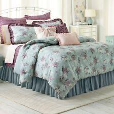 Lauren Conrad LC 3 Pc Comforter Set Full Queen   - BOUQUET FLORAL NEW Shams