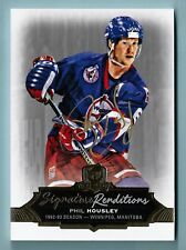 PHIL HOUSLEY 2016/17 THE CUP SIGNATURE RENDITIONS AUTOGRAPH AUTO