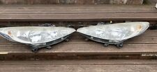 Peugeot 207 Front Head Lights With Bulbs. 9680131280/05