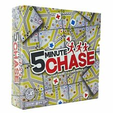 5 Minute Chase: New & Sealed - a short, fun, tile laying game, all play together
