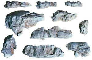 HO/N - Rock Mold - Outcroppings Woodland Scenics WOO-C1230