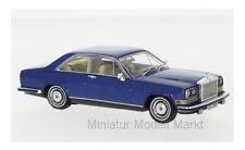 #44214 - Neo Rolls Royce Camargue - metallic-blau - RHD - 1975 - 1:43