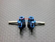 Kyosho Mini-Z Overland blue Aluminum Front Knuckle Arm MOL1021