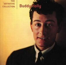 Buddy Holly The Definitive Collection Remastered CD NEW