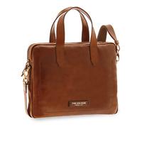 """Cartella Ventiquattrore THE BRIDGE briefcase pelle borsa tracolla porta Pc 14"""" a"""