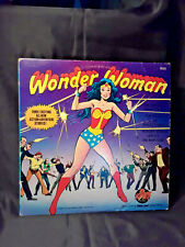 1975 Wonder Woman by Power Records