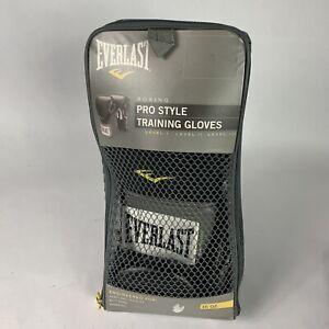 Everlast Pro Style Training Boxing Gloves Size 16oz Black