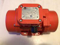 Oli Vibrator MVE.200/4 Electric Vibrator Motor, Three Phase, 4 Poles, 1800 RPM,