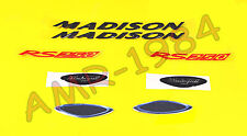 KIT DECALCO ORIGINALI MALAGUTI MADISON RS250 ARGENTO CODICE 18140100