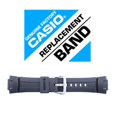 Casio 10001449 Genuine Factory Resin Band, Fits G-100-9CD and others
