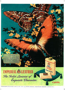 Cussons Imperial Leather Metal Sign (010223) SPECIAL