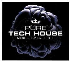 Various Artists - Pure Tech House: Mixed By DJ S.K.T / Various [New CD] UK - Imp