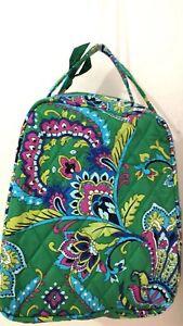NWT Vera Bradley Lunch Bunch Bag Retired Emerald Paisley On Sale